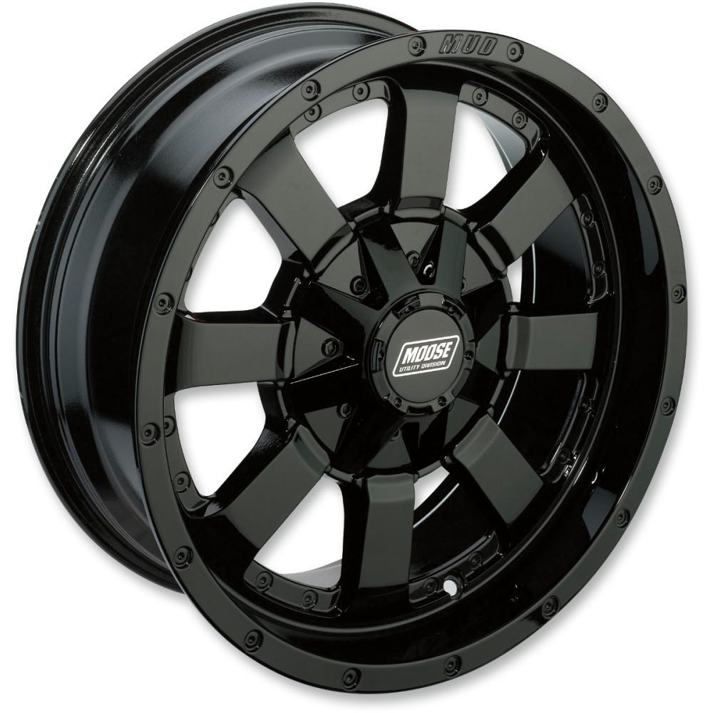 Moose Utility Division Wheel - 420B - 17X7 - 4/110