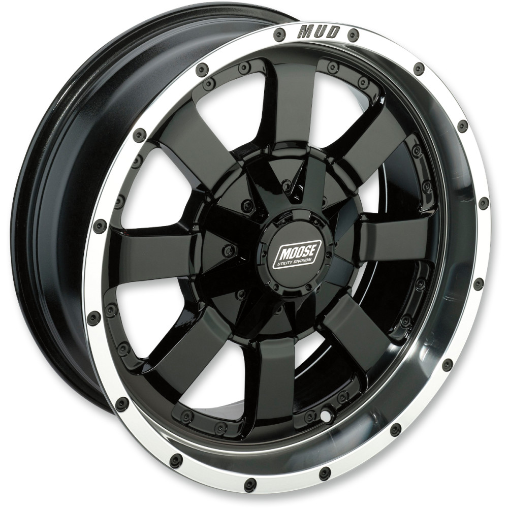 Moose Utility Division Wheel - 420MB - 17X7 - 4/110