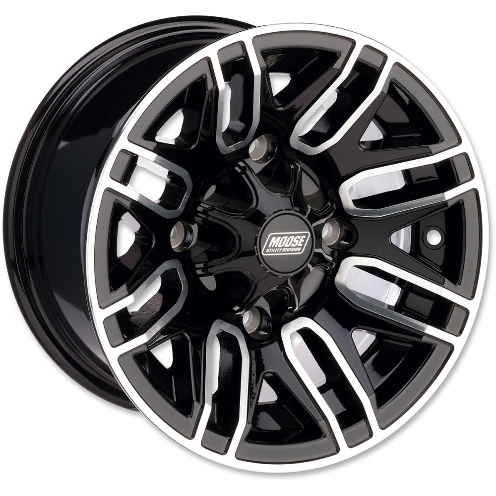 Moose Utility Division Wheel - 112M - 14X7 - 4/136 - 4+3