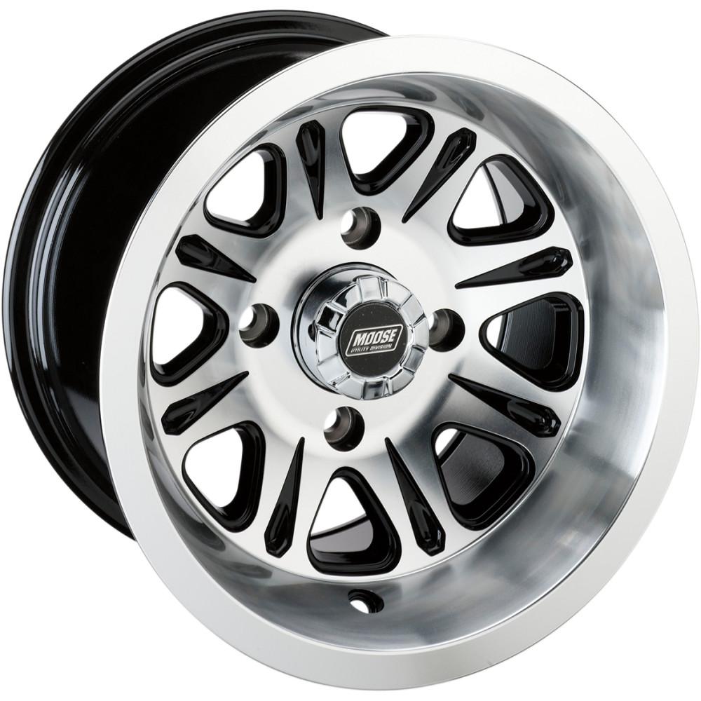 Moose Utility Division Wheel - 547B - 14X8 - 4/115 - 4+4