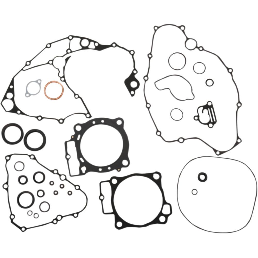 Moose Racing Engine Gasket Kit with Seal