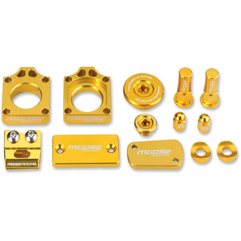 Moose Racing Bling Packs - Suzuki - Yellow