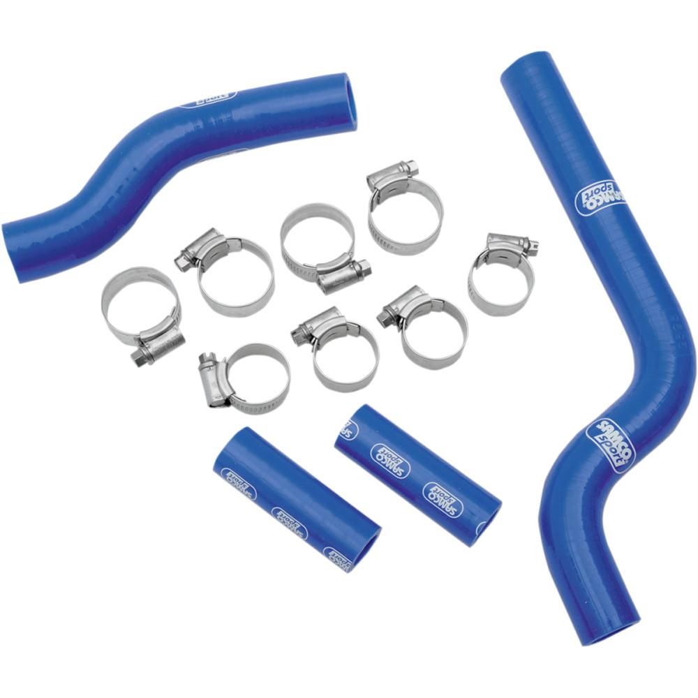 Moose Racing Radiator Hose Kit - Blue - Yamaha