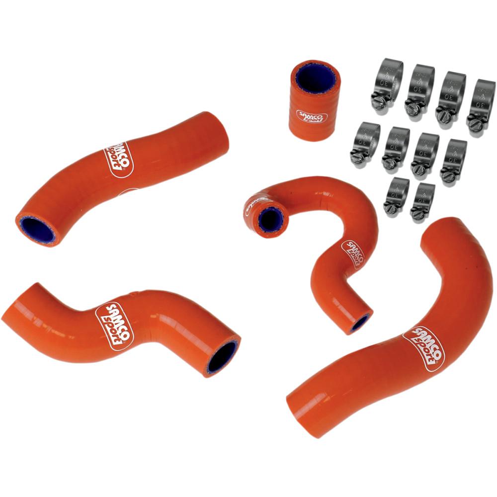 Moose Racing Radiator Hose Kit - Orange - KTM