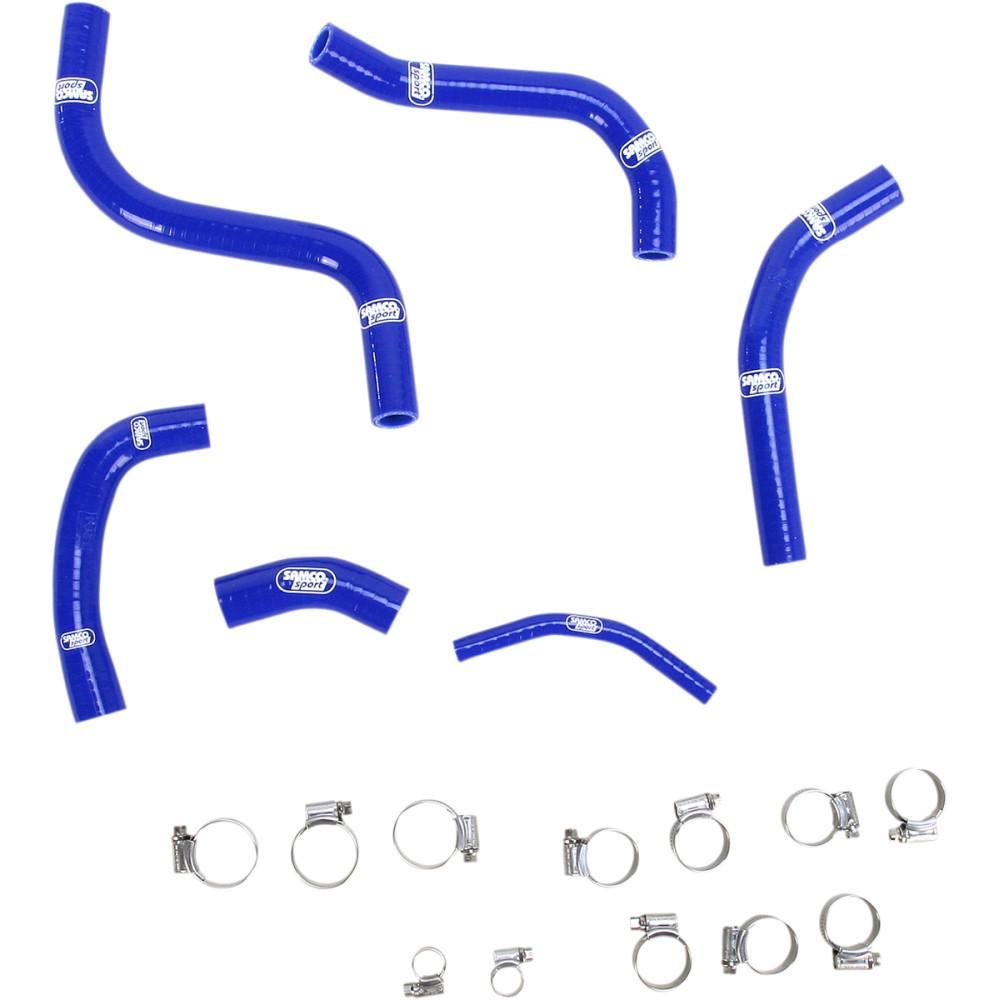 Moose Racing Radiator Hose Kit - Blue - Suzuki
