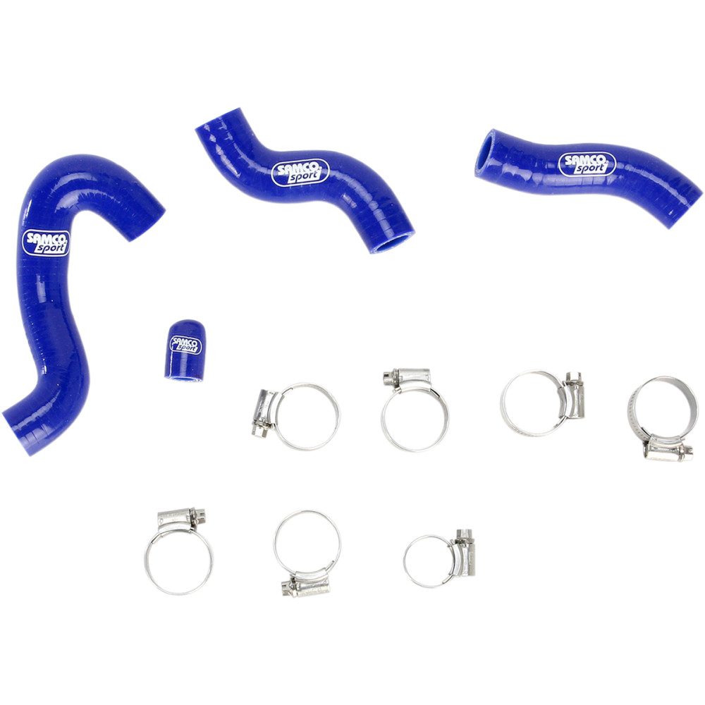 Moose Racing Radiator Hose Kit - Blue - Husqvarna