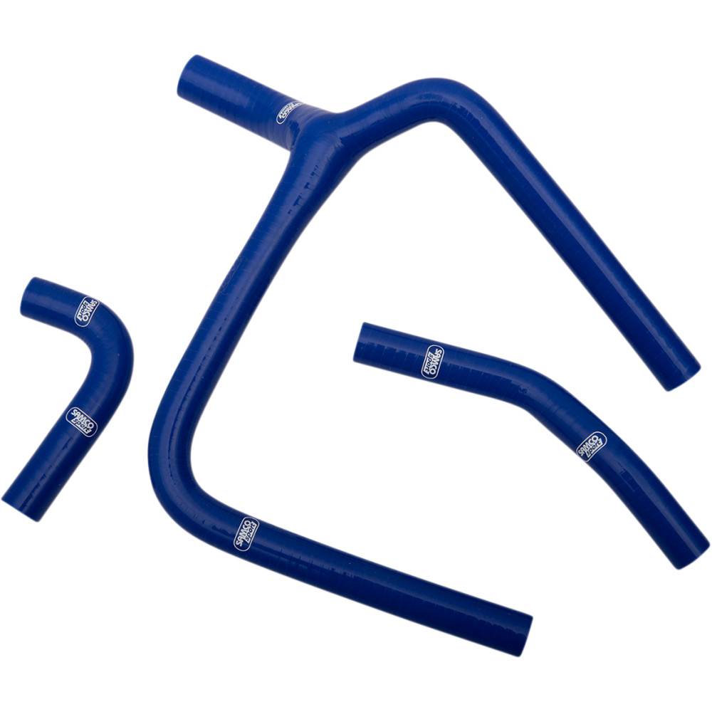Moose Racing Radiator Hose Kit - Blue - Kawasaki