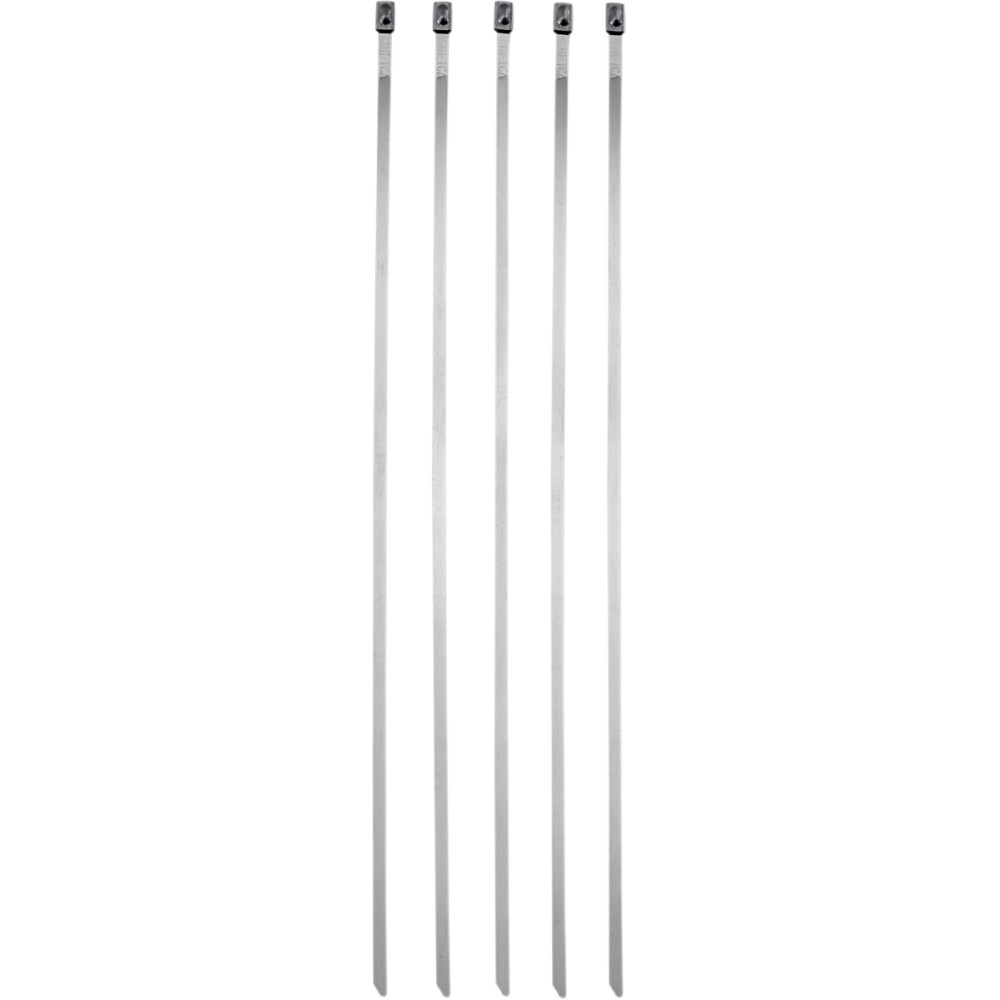 Moose Racing Stainless Steel Cable Ties 8