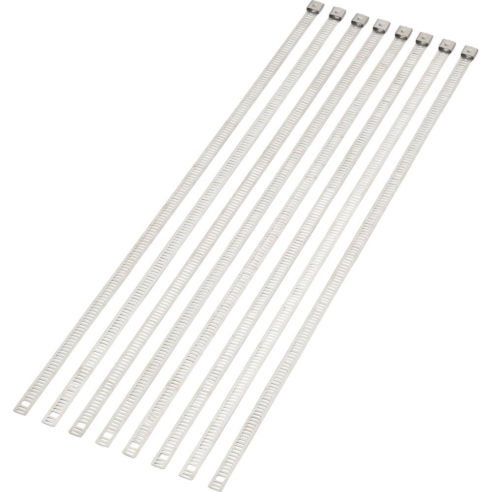 Moose Racing Cable Tie - Silver - 14
