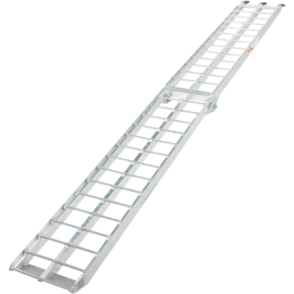 Moose Racing Folding Ramp - Aluminum - 12 x 108