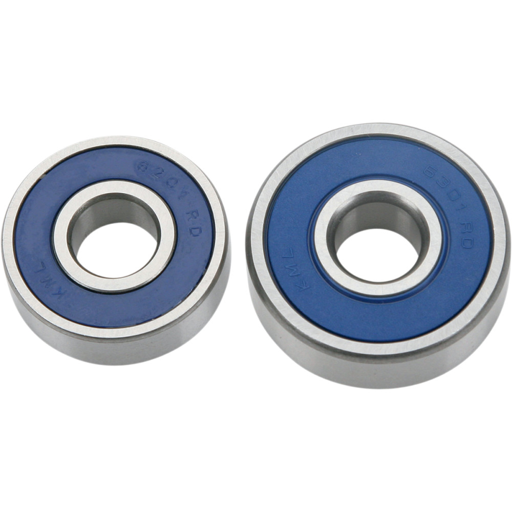 Moose Racing Wheel Bearing Kit - Double Lip