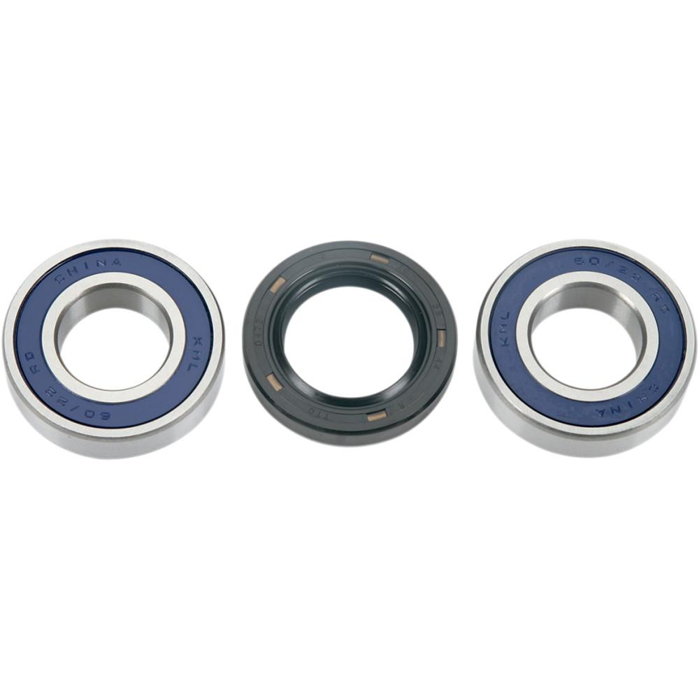 Moose Racing Wheel Bearing Kit - Triple Lip - MULE