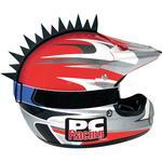 PC Racing Helmet Blade Mohawk (Black)