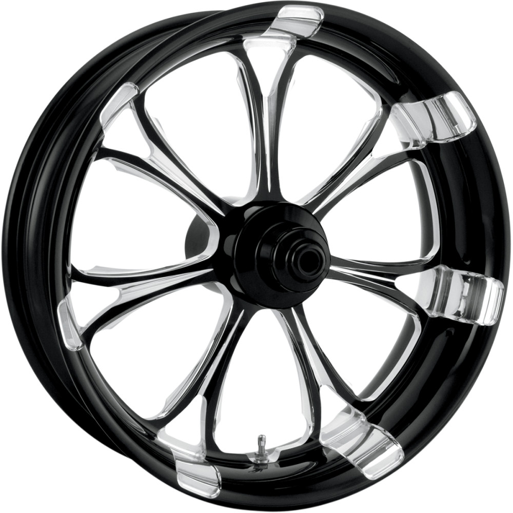 Performance Machine Wheel - Paramount - Platinum Cut - 21 x 3.5 - With ABS - 14+ FLD