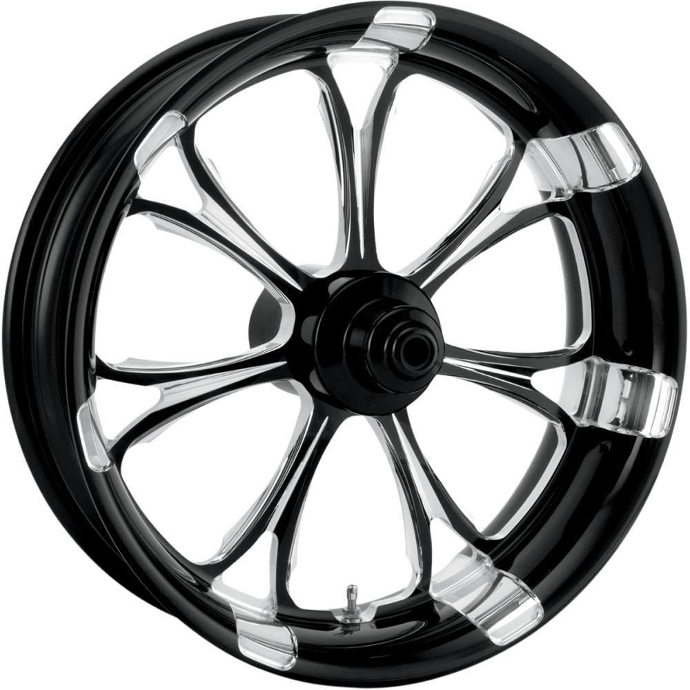 Performance Machine Rear Wheel - Paramount - Platinum Cut - 18 x 5.5 - 09+ FLT