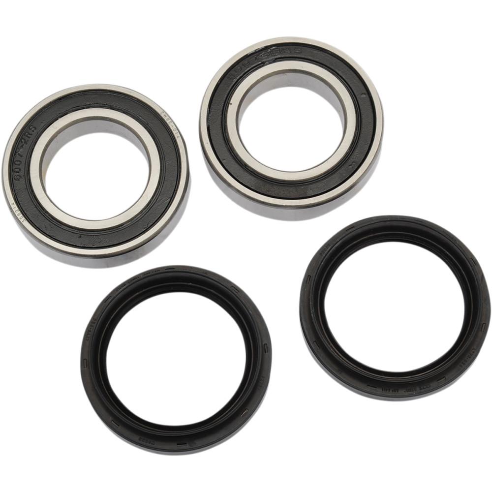 Pivot Works Wheel Bearing Kit - Double Seal - Rear - YFM350R