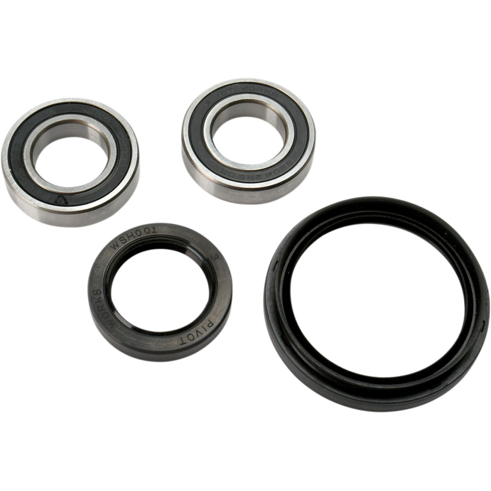 Pivot Works Wheel Bearing and Seal Kit - Double Seal - Front - CRF250X
