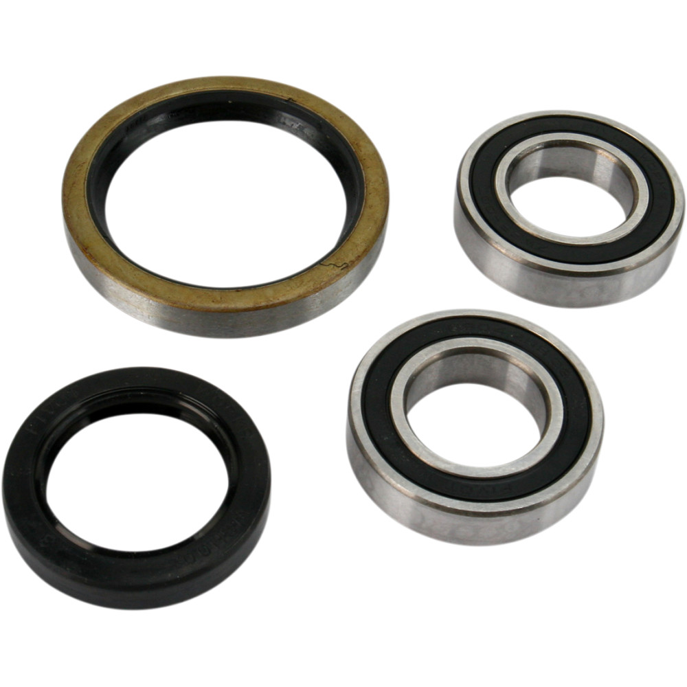 Pivot Works Wheel Bearing and Seal Kit - Double Seal - Front - KTM