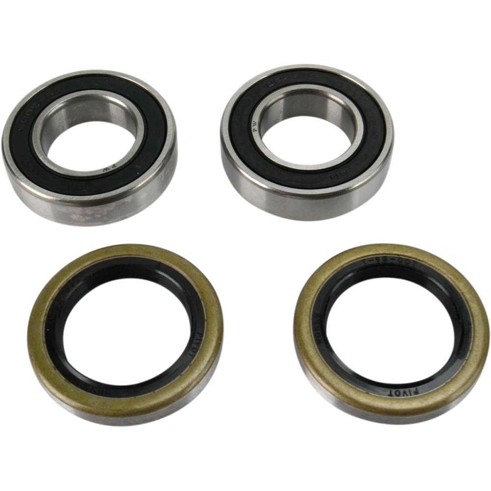 Pivot Works Wheel Bearing and Seal Kit - Double Seal - Rear - KTM