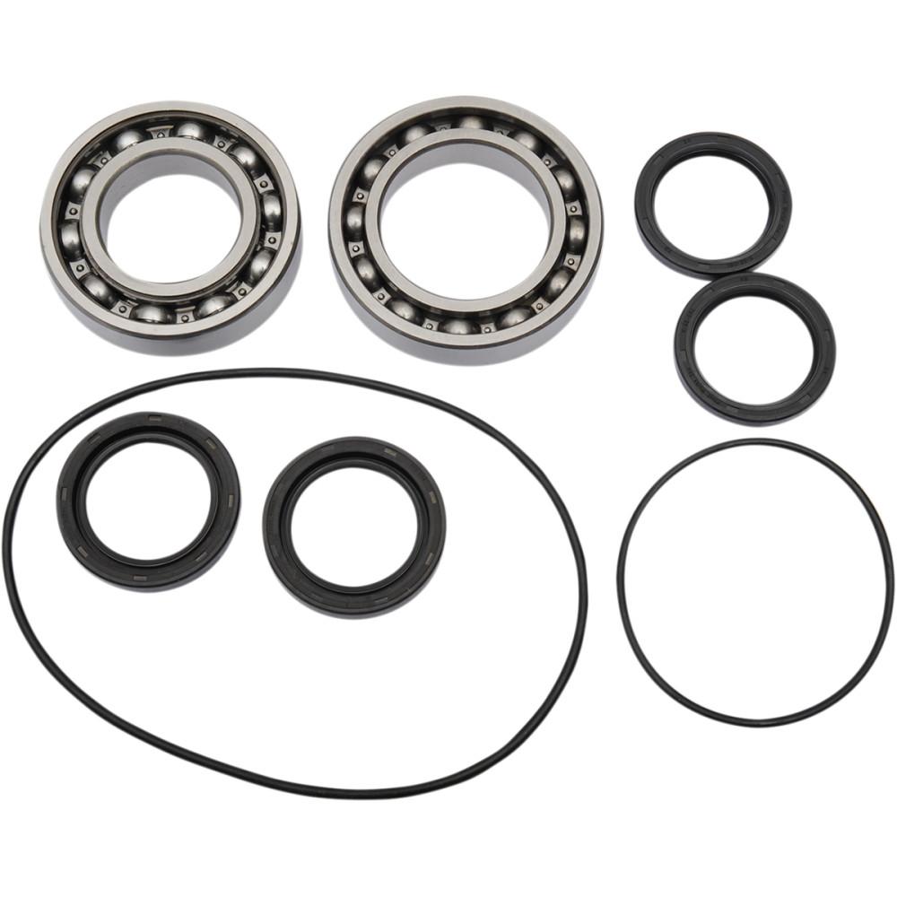 Pivot Works Wheel Bearing Kit - Double Seal - Rear