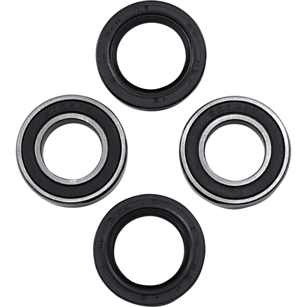 Pivot Works Wheel Bearing - Talon Hub - Triple Lip