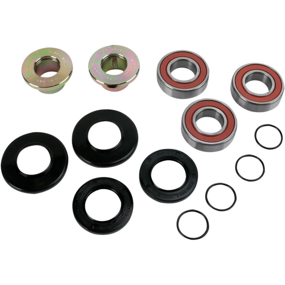 Pivot Works Wheel Collar and Bearing Kit - Rear