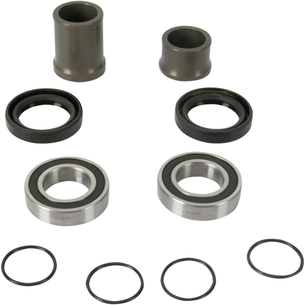 Pivot Works Wheel Collar and Bearing Kit - Front