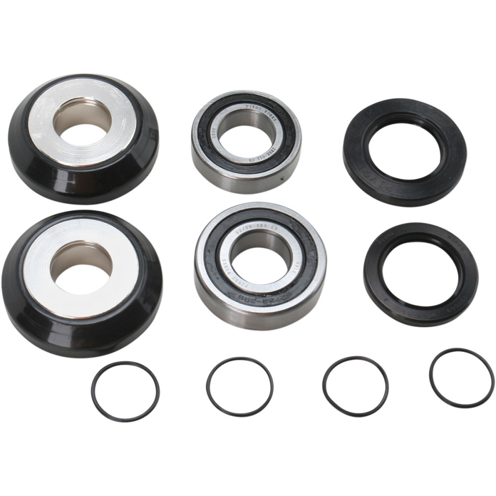 Pivot Works Wheel Collar and Bearing Kit - Rear