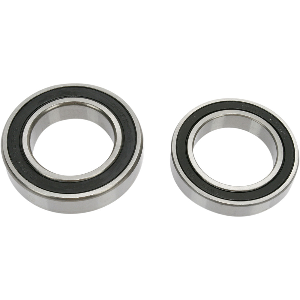 Pivot Works Wheel Bearing Kit - Double Seal - Rear - Kawasaki