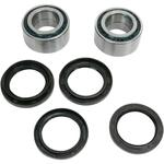 Pivot Works Wheel Bearing Kit - Double Seal - Rear - Arctic Cat