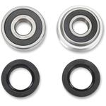 Pivot Works Wheel Bearing and Seal Kit - Double Seal - Rear - Honda