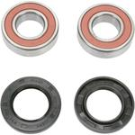 Pivot Works Wheel Bearing and Seal Kit - Double Seal - Rear - Kawasaki