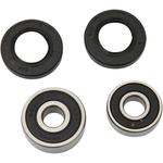 Pivot Works Wheel Bearing and Seal Kit - Double Seal - Rear - KX65