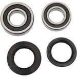 Pivot Works Wheel Bearing and Seal Kit - Double Seal - Rear - Yamaha
