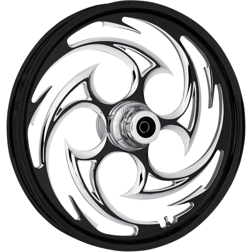 RC Components Front Wheel - Savage - Eclipse - Dual Disc - 23
