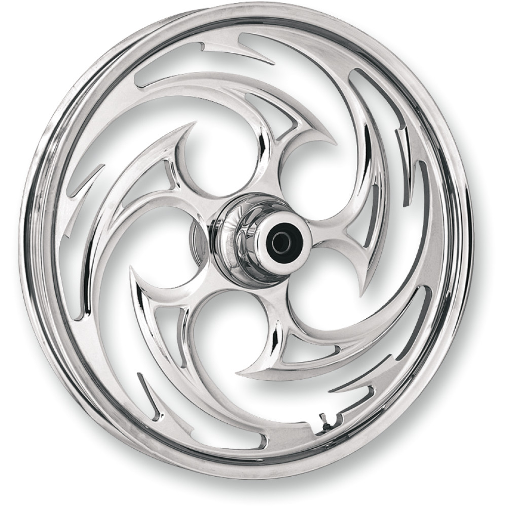 RC Components Front Wheel - Savage - Dual Disc - 23
