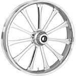 RC Components Front Wheel - Exile - 21 x 3.5 - With ABS