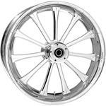 RC Components Rear Wheel - Exile - 18 x 5.5 - No ABS