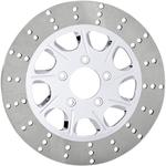 RC Components Floating Brake Rotor - Rear Right - Revolt