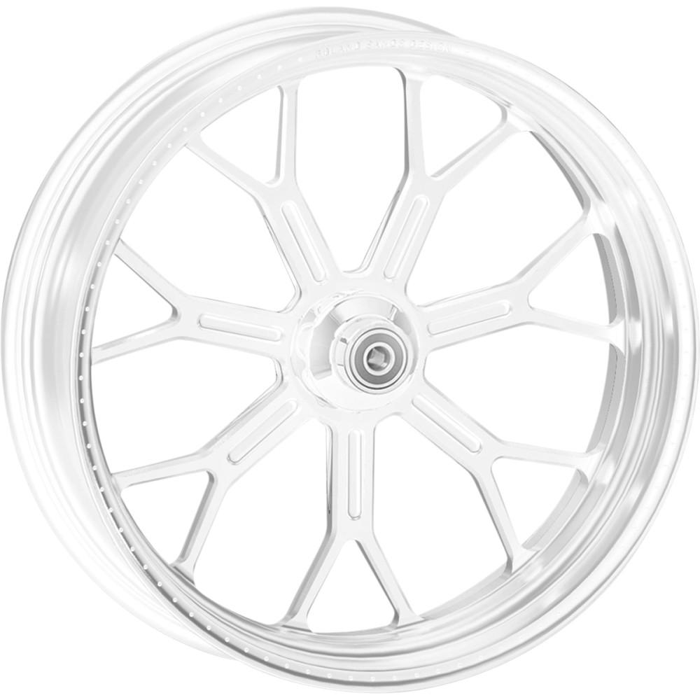 Roland Sands Design Wheel - Delmar - Chrome - 21 x 3.5 - With ABS - 14+ FLD