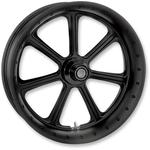 Roland Sands Design Wheel - Diesel - Black Ops - Dual Disc - 21 x 3.5 - 14+ FL