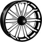 Roland Sands Design Rear Wheel - Boss - Contrast Cut - 18 x 5.5 - With ABS - 09+ FLT