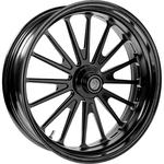 Roland Sands Design Rear Wheel - Traction - 18 x 5.5 - Black - 09 FLH