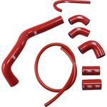 Samco Sport Radiator Hose Kit - Red - Ducati