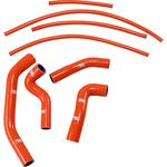Samco Sport Radiator Hose Kit - Orange - KTM