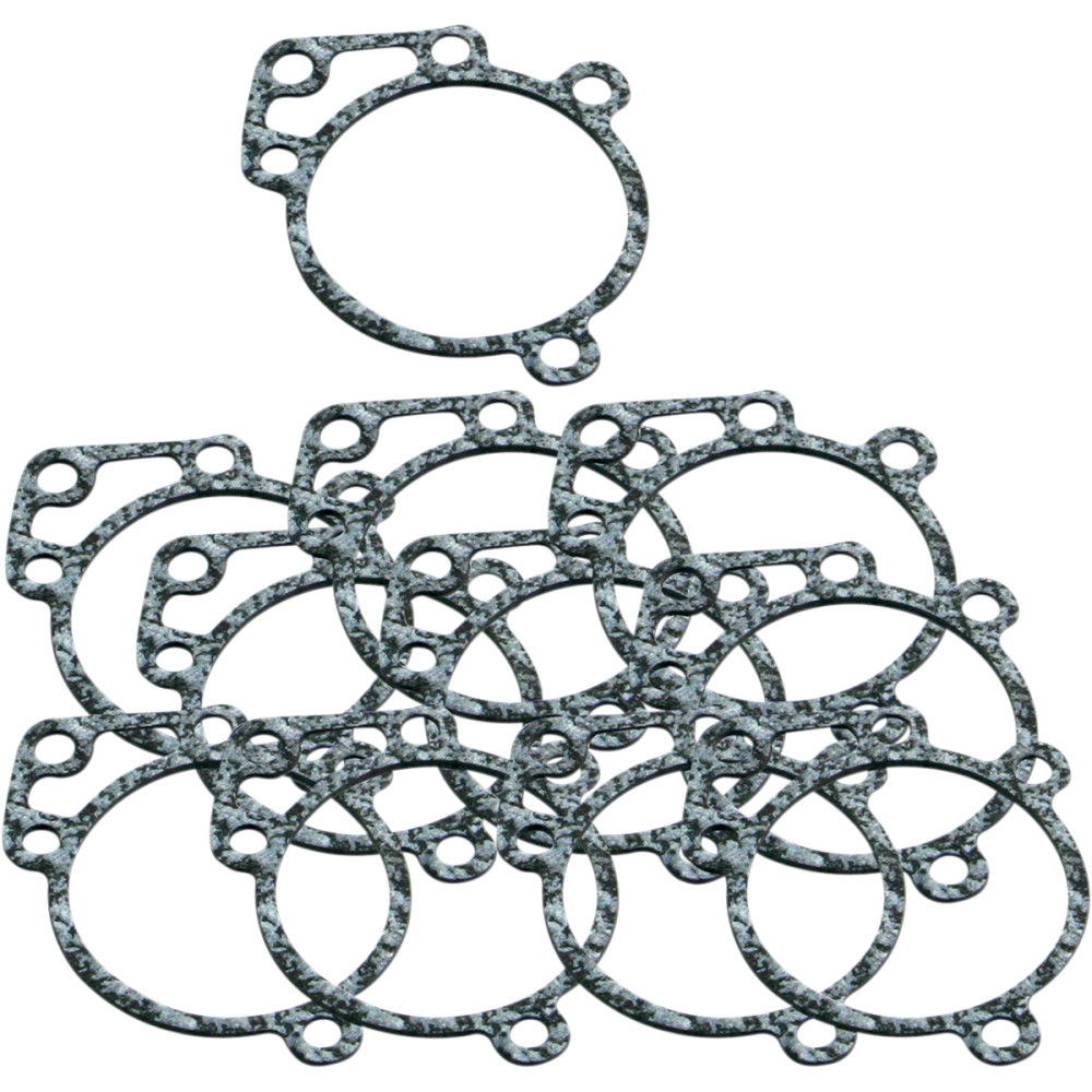 S&S Cycle Air Cleaner Backplate Gasket - 10 Pack