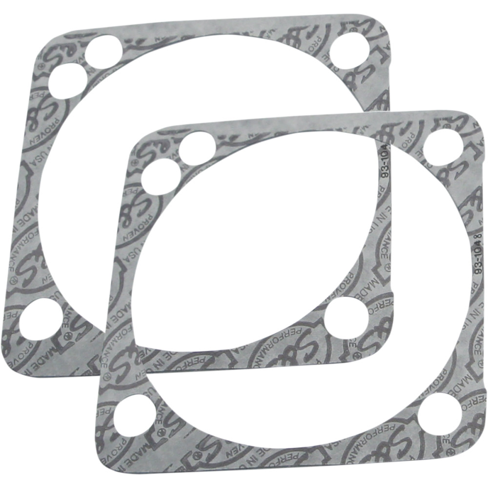 S&S Cycle Base Gaskets 4.125