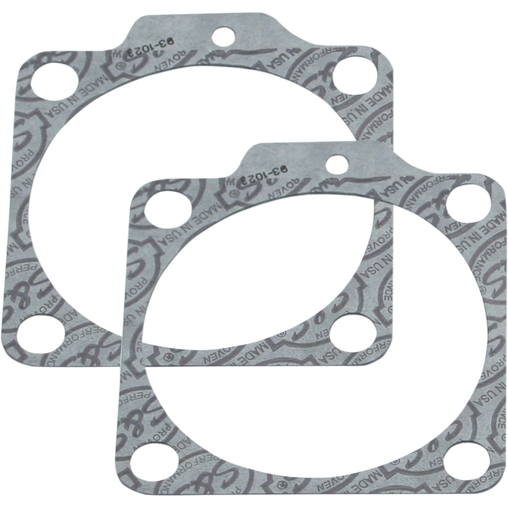 S&S Cycle Base Gaskets 80