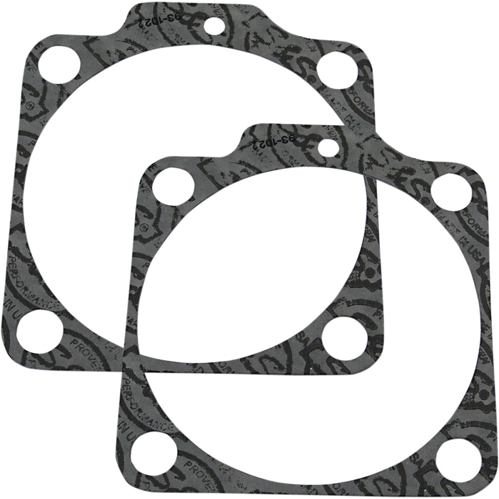 S&S Cycle Base Gaskets 3-5/8