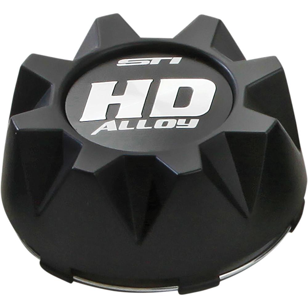 STI Center Cap - HD7 - Matte Black